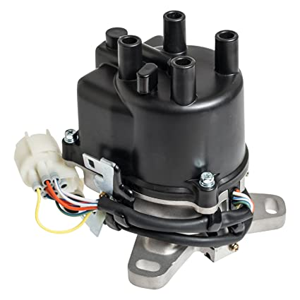 Ignition Distributor For 88 91 Honda Civic 1 6L Prelude 2 0L Fits TD 02U TD 18U TD02U TD18U