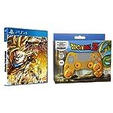 PlayStation 4 Dragon Ball Fighterz + Kit di Personalizzazione Pad - [Bundle Limited]