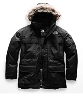 6fd0a7e6a The North Face Men's McMurdo Parka III at Amazon Men's Clothing store
