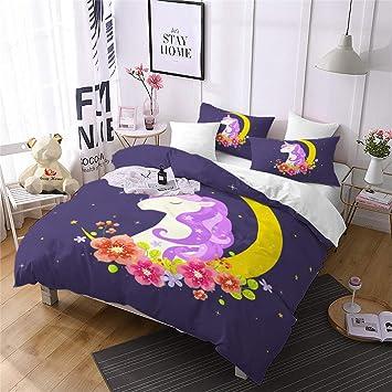 Girls Bull Skull Comforter Set Women Floral Flowers Print Bedding Set Boho Arrow Comforter for Kids Teens Room Decor Bohemian Exotic Animal Skeleton Duvet Set Full Size Microfiber Quilt Set
