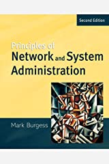 Principles of Network and System Administration Paperback