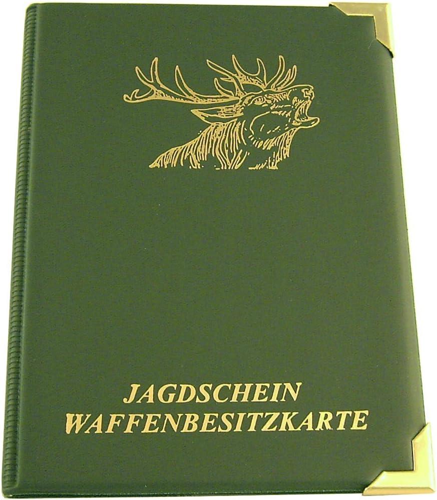 WBK Etui A7 Polen speziell f/ür /Österreich f/ür J/äger und Jagd Jagdschein Etui