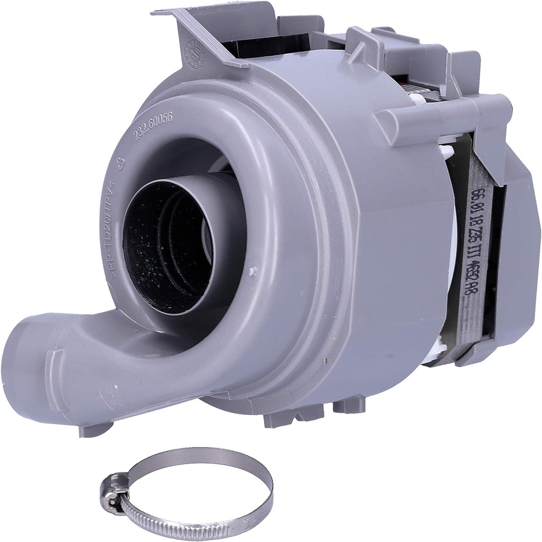 Wessper Bomba de calefacción para Balay 3VS502BP/36