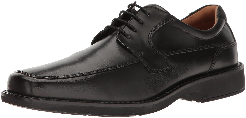 79600734ce Amazon.com | ECCO Men's Seattle Apron-Toe Derby Shoe | Oxfords
