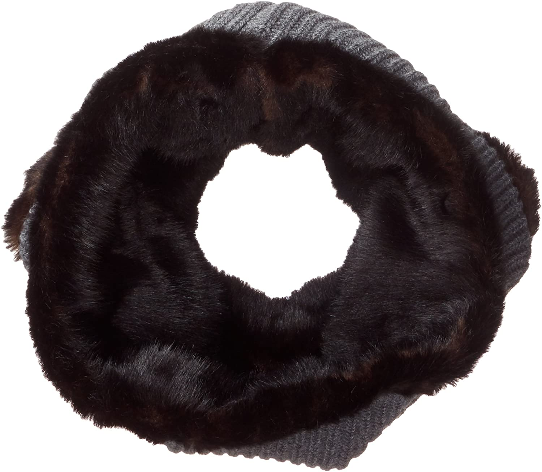 Buff Damen Knit Ted Collar Adal Wolf Tubo Sciarpa