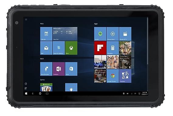Cat T20 - Tableta 4G (64 GB, Bluetooth 4.1, USB 3.0, Mini-HDMI), Color Negro