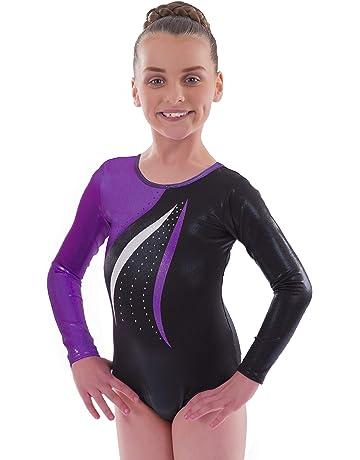 7d573055937f Amazon.co.uk  Leotards - Girls  Sports   Outdoors