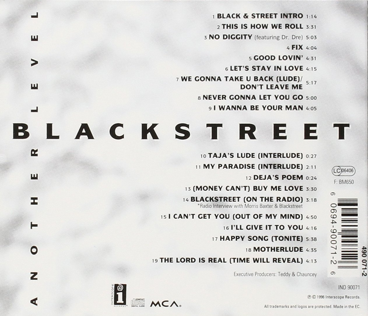 Another level | blackstreet – download and listen to the album.