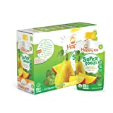 Amazon Price History for:Happy Tot Organics Super Foods, Pears, Mangos and Spinach + Super Chia, 4.22 Ounce Pouches (Pack of 16)