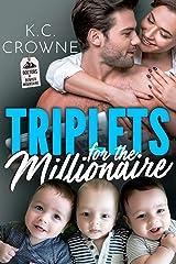 Triplets for The Millionaire : A Secret Baby Romance (Doctors of Denver Book 4) Kindle Edition