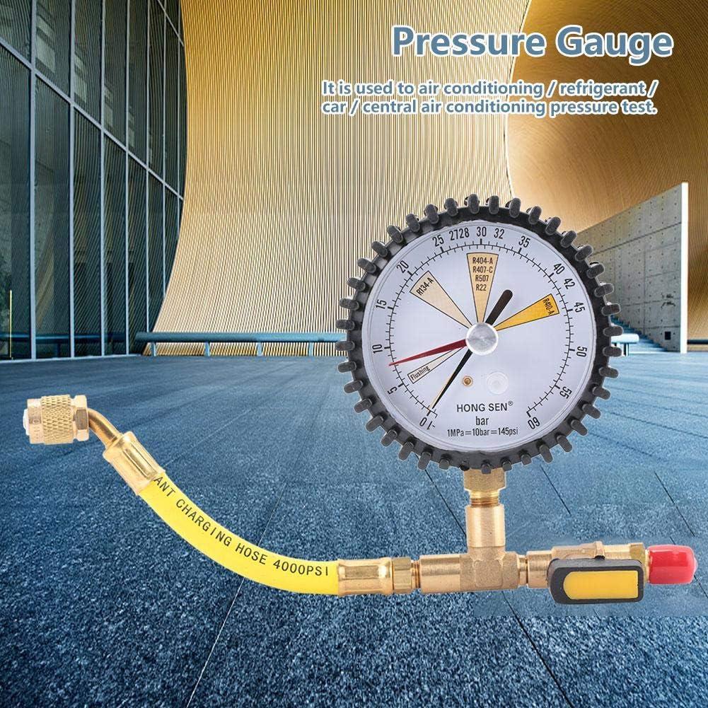 YWBL-WH Air Conditioning Refrigeration Nitrogen Pressure Test Gauge Pressure Test Table