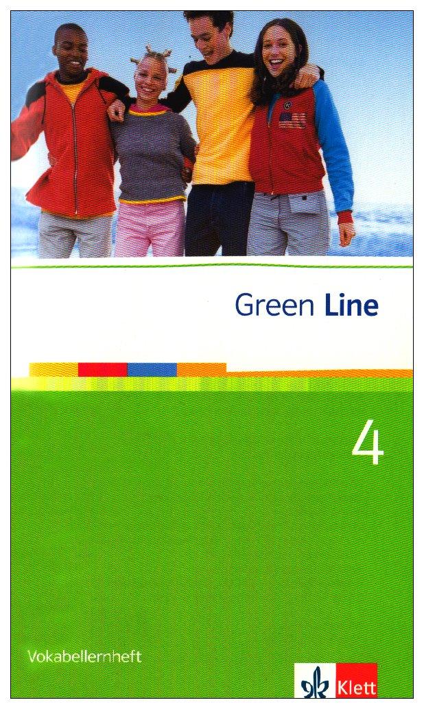 Green Line 4: Vokabellernheft Klasse 8 (Green Line. Bundesausgabe ab 2006)