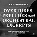 Overtures, Preludes & Orchestral Excerpts