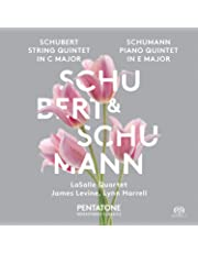 Streichquintett d 956/Klavierquintett Op.44