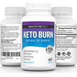 Keto BHB Diet Pills   Advanced Weight Loss Formula & Appetite Suppressant Supplement   Perfect for Keto Diet   Advanced Exogenous Ketones Formula   Ketogenic Fat Burner   Boosts Metabolism & Energy  