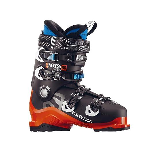 Access Salomon Noirorg SkiSports X 90 Chaussures Jlc3uKF1T