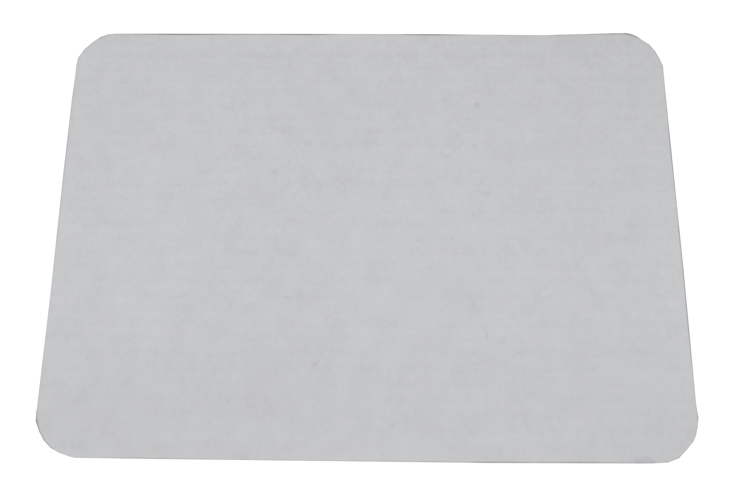 Southern Champion Tray 11949 Corrugated Uncoated Single Wall Cake Pad, Quarter Sheet, 14'' L x 10'' W, Mottled White (Case of 100)