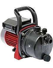 Einhell 4180280 GC-GP 6538 - Bomba de agua de trasvase, capacidad 3800 l/h, presión 3.6 bar, 650 W, 220 - 240 V, color rojo y negro