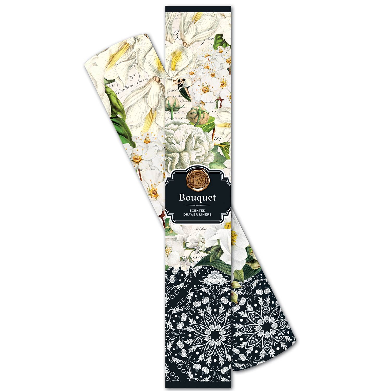 Michel Design Works Scented Drawer Liners, Bouquet