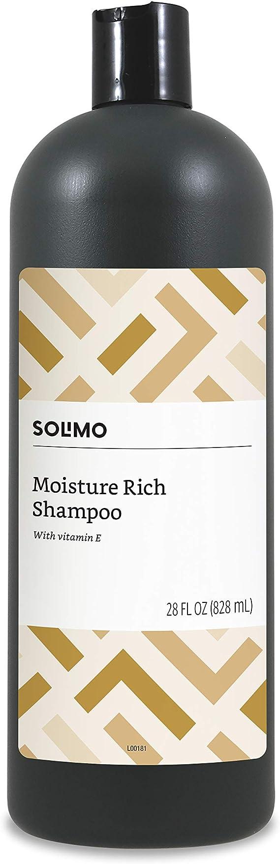 Amazon Brand - Solimo Moisture Rich Shampoo