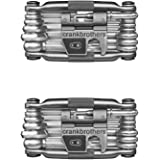 CRANKBROTHERs Multi Bicycle Tool (19-Function,...