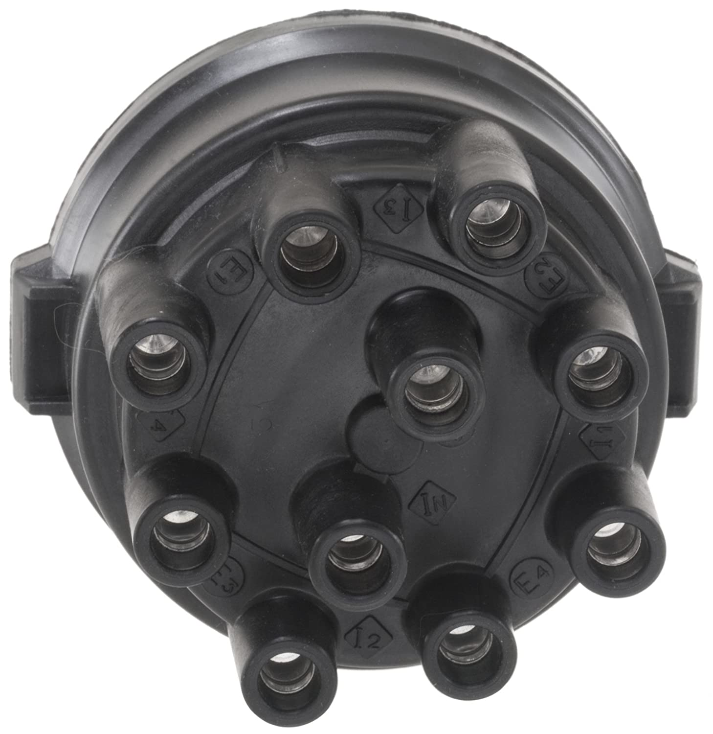 WVE by NTK 3D1182 Distributor Cap and Rotor Kit