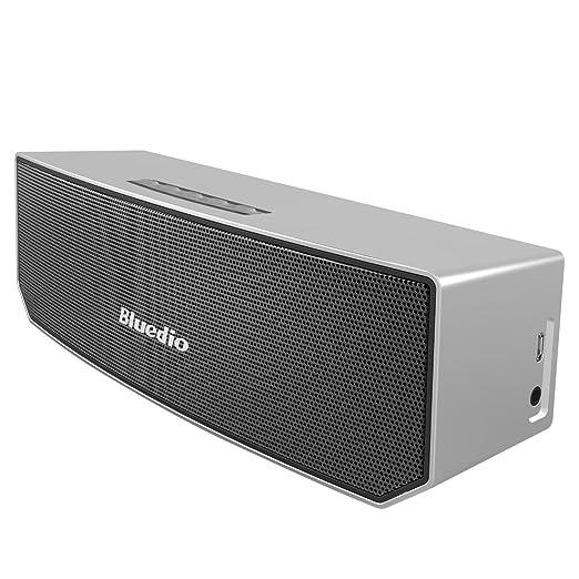 780 opinioni per Bluedio BS-3 (Camel) Portable Casse Bluetooth Diffusore Altoparlante Revolution