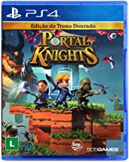 Portal Knights Gold Throne Edition - PlayStation 4