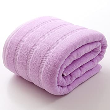 Amazon.com: DFGDFHD - Manta para toalla, toalla de algodón ...