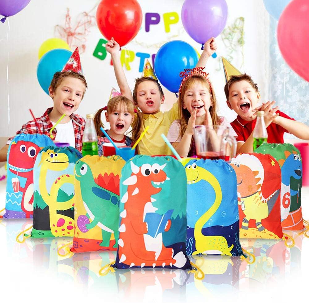 Sac /à Dos Enfant Filles gar/çons Sac de Gym Goody Sacs de f/ête danniversaire BeebeeRun Sac /à Cordon pour Enfants