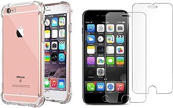 BX Case Funda iPhone 6 Plus/iPhone 6S Plus Silicona [ Antigolpes: Amazon.es: Electrónica