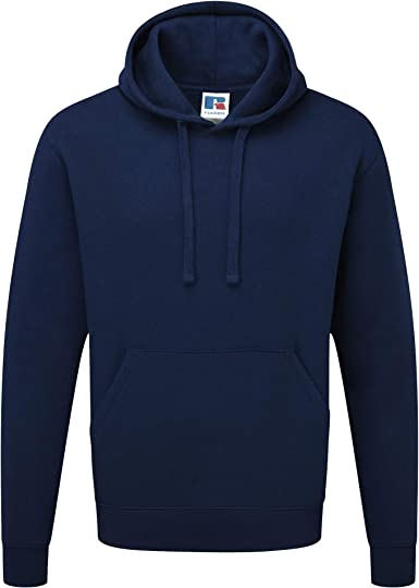 sweatshirt homme bleu marine