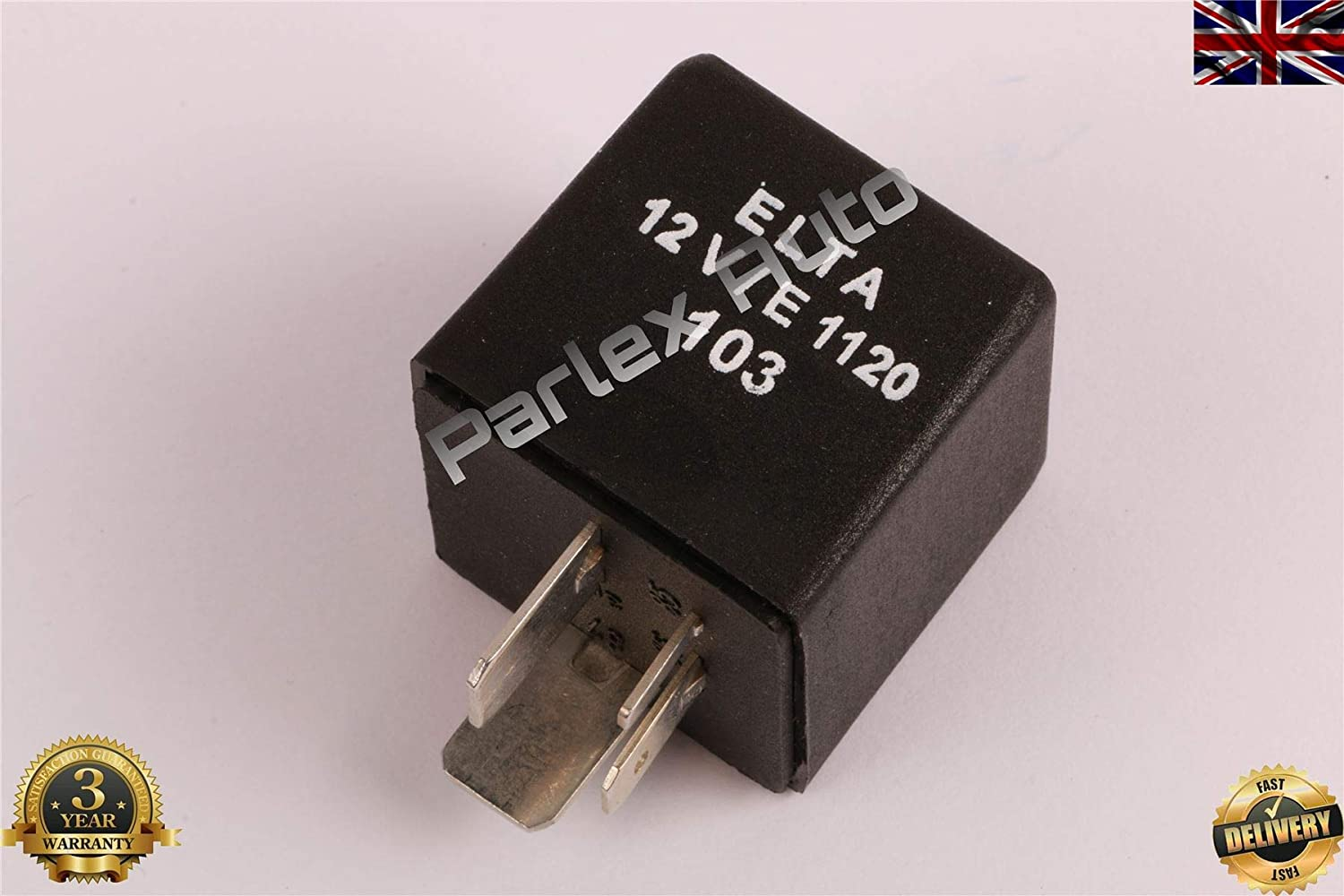 Transporter T4 Glow Plug Relay 357-911-253A 1990-1995 1.9 Models NEW