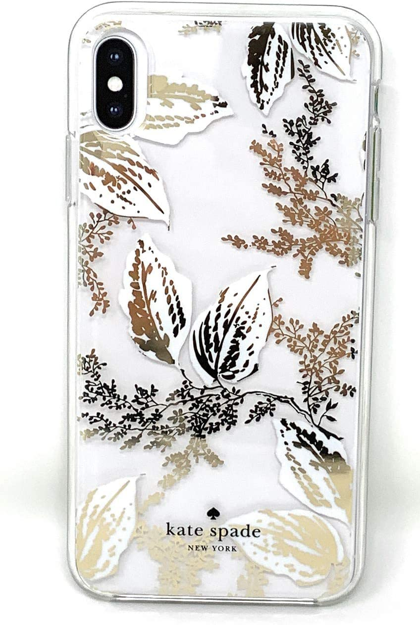 Kate Spade New York Birchway Floral Print Hardshell Case for iPhone XR
