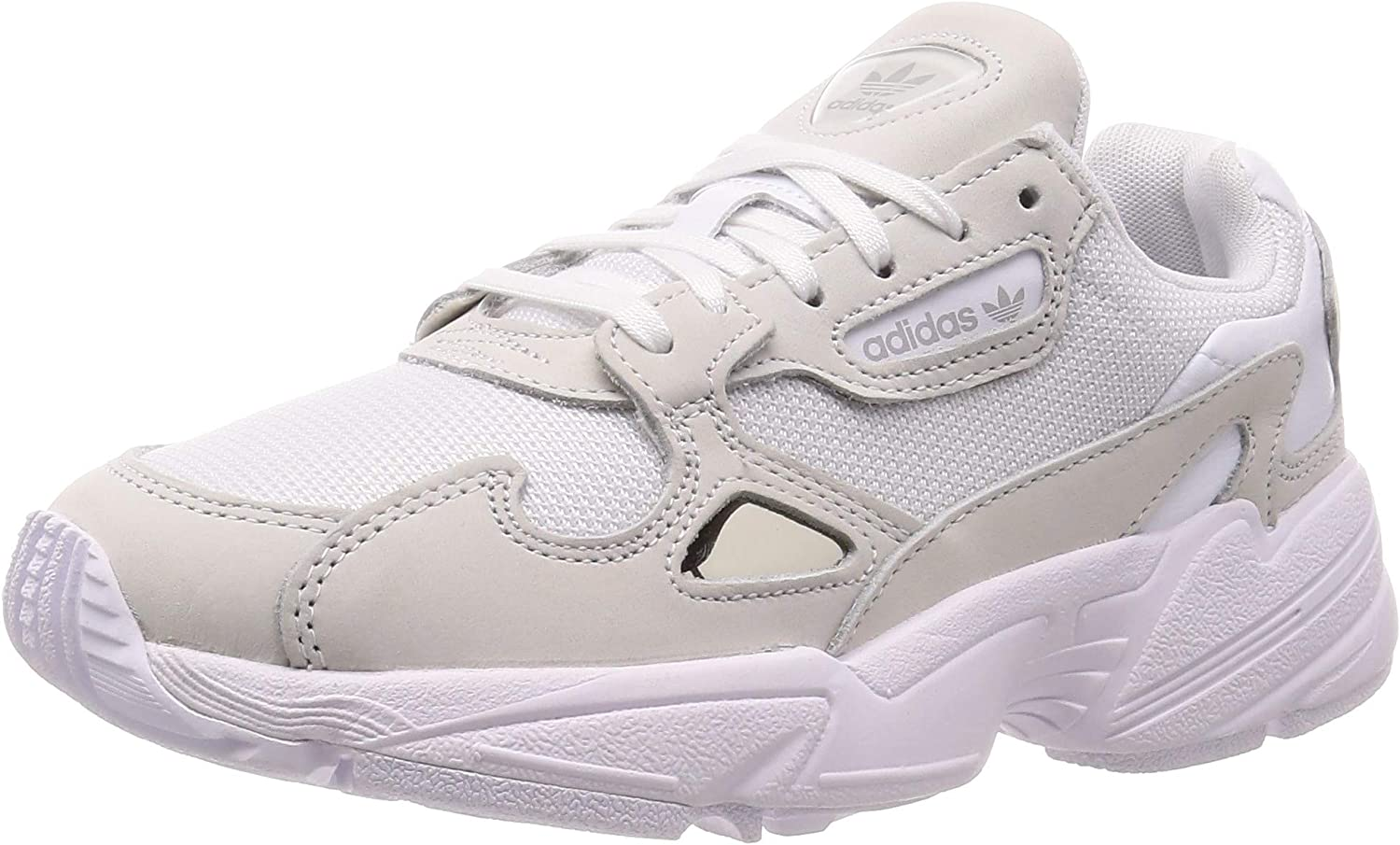 adidas Falcon Sh W, Scarpe da Ginnastica Womens, Bianco (Cloud White/Cloud  White/Crystal White), 36 EU: MainApps: Amazon.it: Scarpe e borse