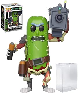 fffd6425fbe Funko Pop! Animation  Rick and Morty - Pickle Rick with Laser Cannon  332
