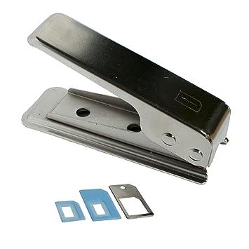 TeckNet® Nano Cortador de tarjetas SIM de plena o micro ...