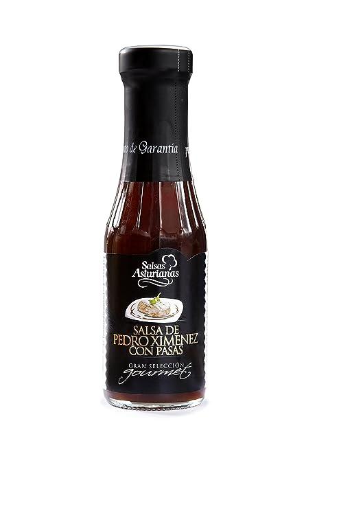 Salsas Asturianas Salsa Pedro Ximenez - 330 gr: Amazon.es: Alimentación y bebidas