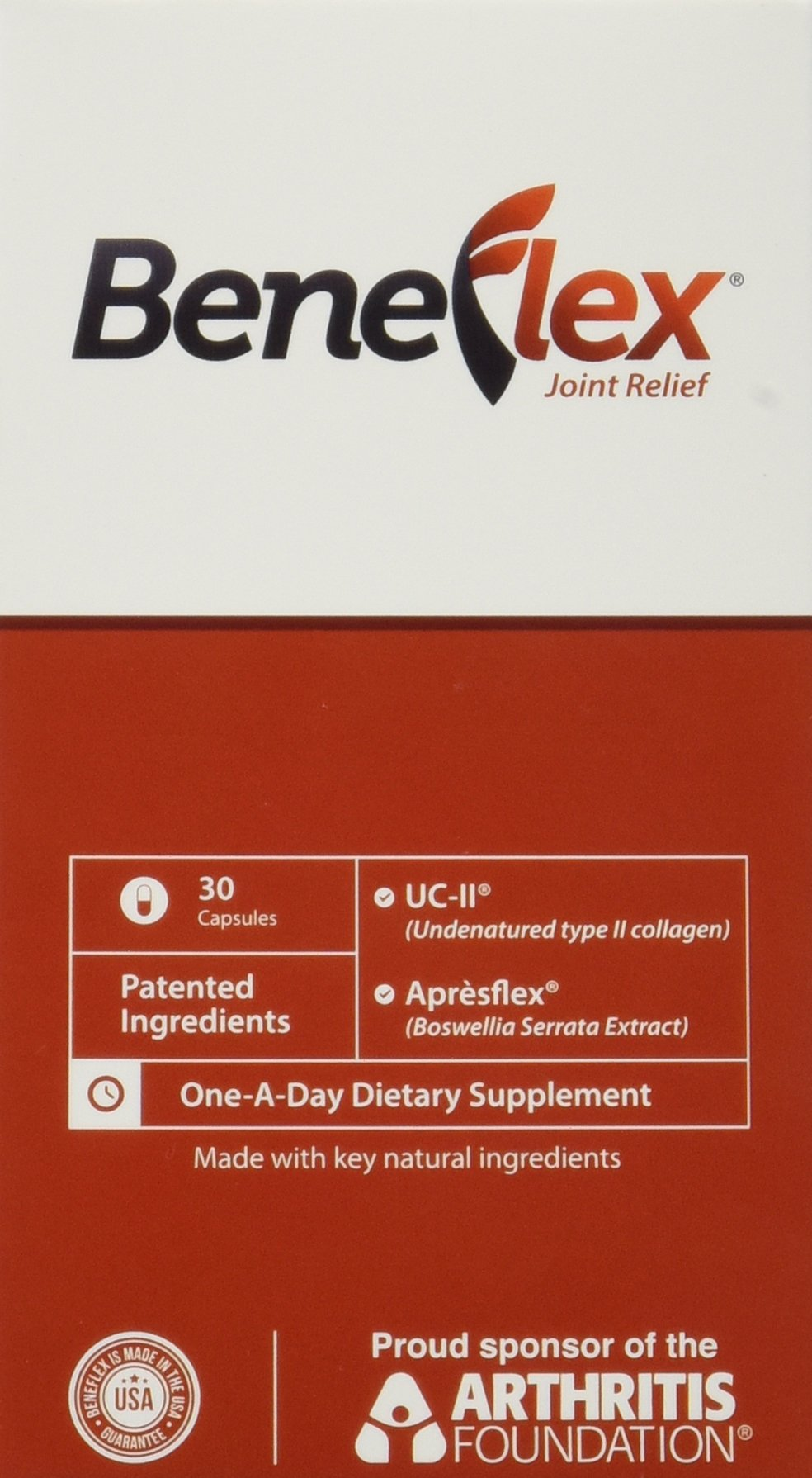 Beneflex - Joint Relief - 30 Capsules by Beneflex
