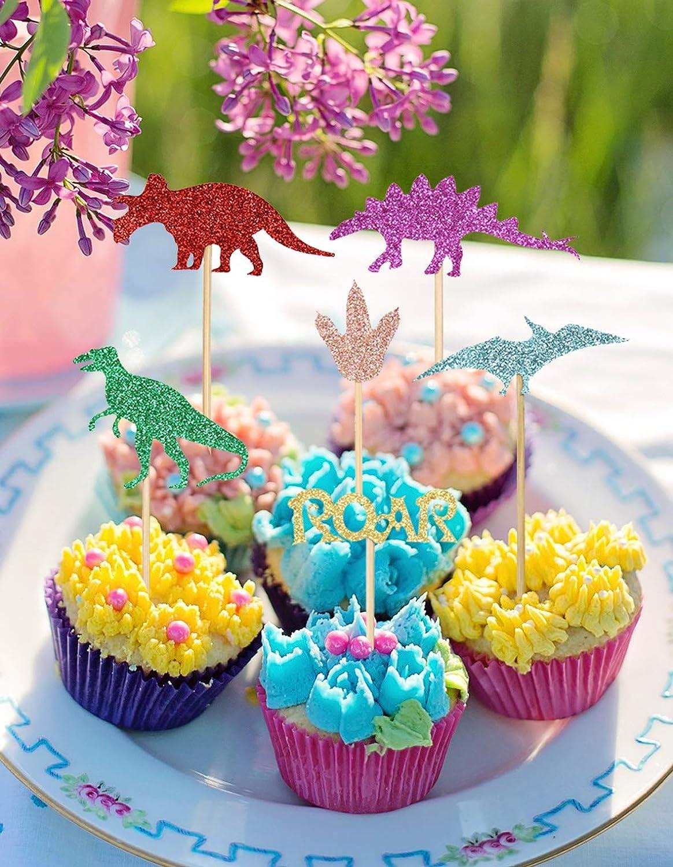 Decoración para cupcakes y tartas para fiestas infantiles ...