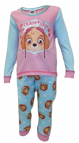 TDP Textiles - Pijamas Enteros - Relaxed - Manga Larga - para bebé niña Rosa