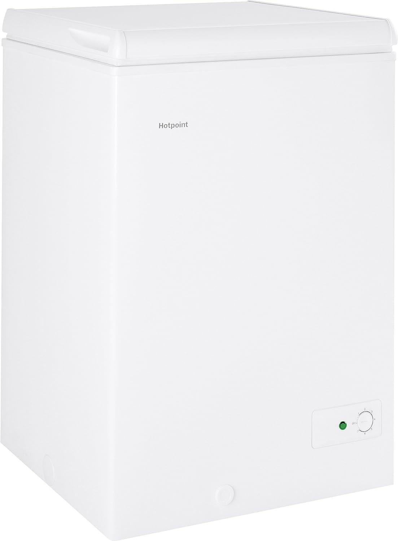 GE Chest Freezer, White
