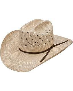 Resistol Men s Conoly 10X Straw Cowboy Hat at Amazon Men s Clothing ... ffa2b1995394