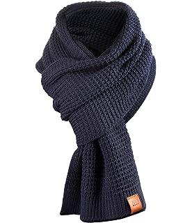 b05a647c4e9e10 JACK   JONES Herren Schal Jacdna Knit Scarf Noos  Amazon.de  Bekleidung