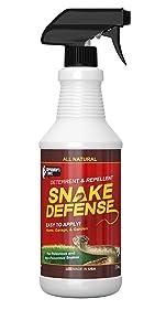 7. Exterminators Choice Natural Snake Repellent