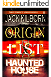 J.A. Konrath / Jack Kilborn Trilogy - Three Scary Thriller Novels (Origin, The List, Haunted House)