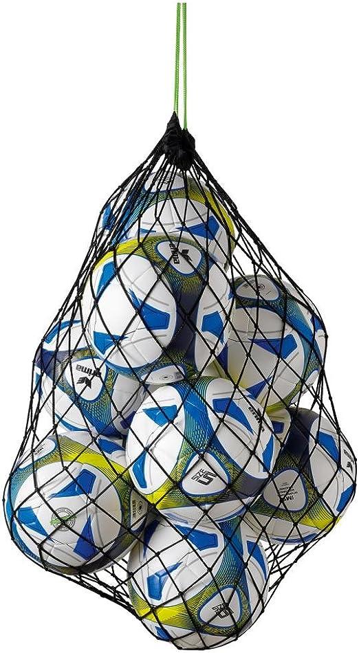Erima GmbH 723001 Red para 10 Balones, Negro/Verde, 00: Amazon.es ...