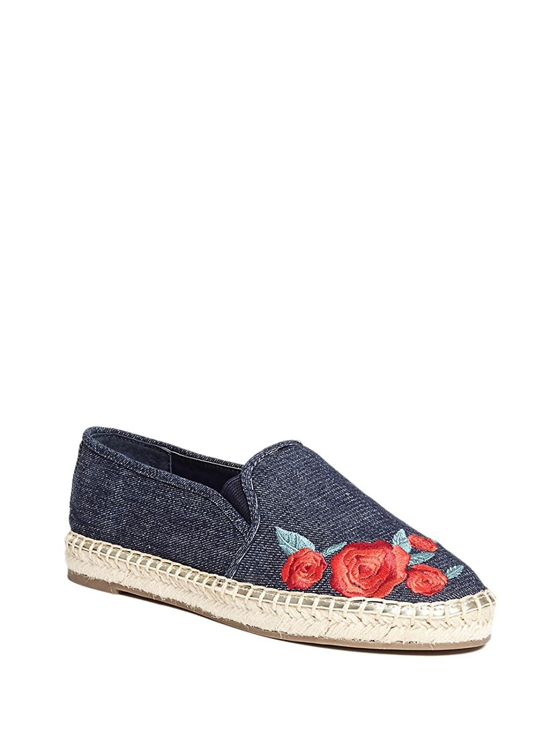 07871140d Guess Factory Women's Craving Denim Espadrilles: Amazon.ca: Shoes & Handbags