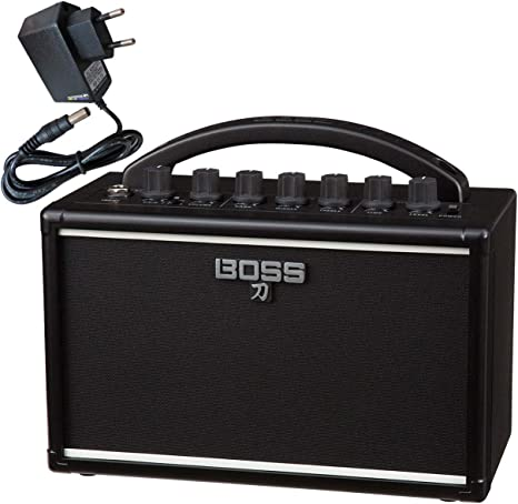 Boss Katana - Amplificador para guitarra (incluye cable de ...