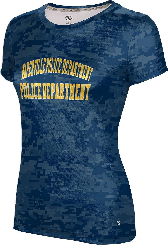 ProSphere Women's Naperville Police Department Gov-Fire-Police Digital Tech Tee